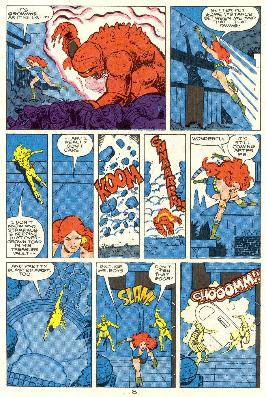 Conan the Barbarian (1970) Issue #204 #216 - English 9