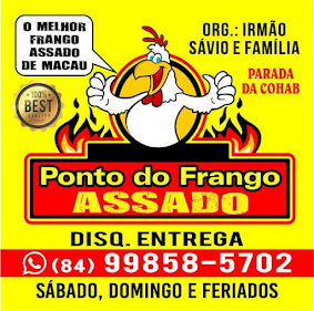 Ponto do FRANGO ASSADO