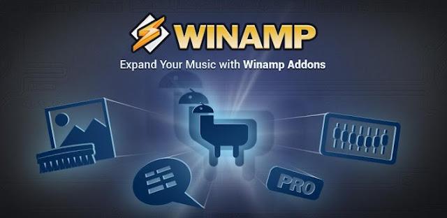 Winamp Pro v1.4.7
