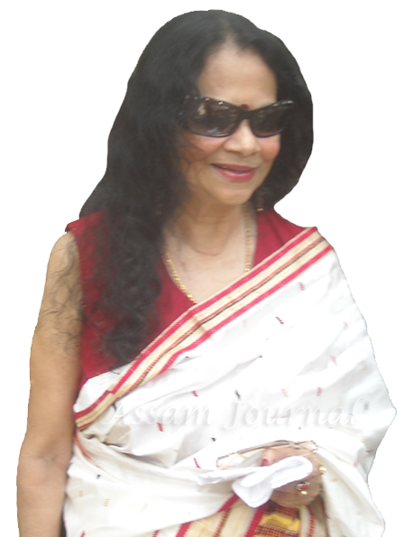 Indira Goswami Biography dr Indira Goswami Studied in a