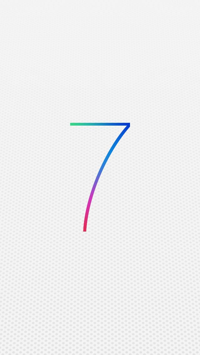 Download iOS 7 Official Wallpaper | Cara Jailbreak | Tutorial ...