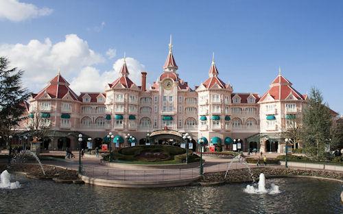 Parque de Disneylandia - DisneyLand Park