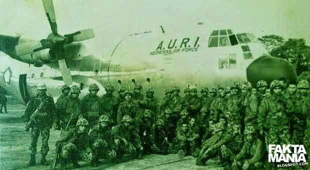 Inilah Sejarah 7 Negara yang Pernah Diserang Indonesia