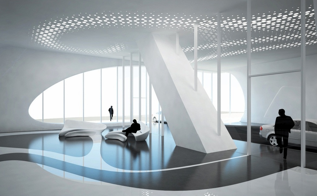 The Style Examiner Zaha Hadid Designs Miami Skyscraper