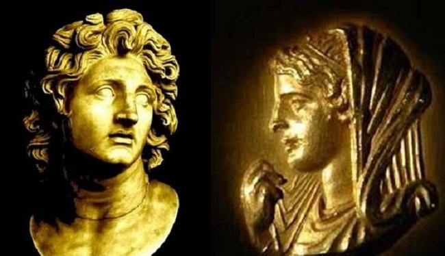Αμφίπολη: Βρέθηκε σκελετός κύκνου! είναι η Ολυμπιάδα στον Τύμβο;;;;-(τεκμηρίωση απο Οκτ 2014)