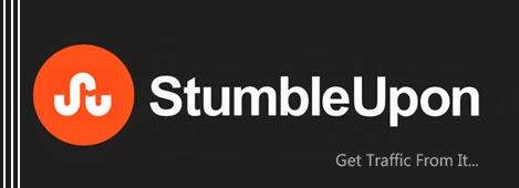 Blog traffic from StumbleUpon