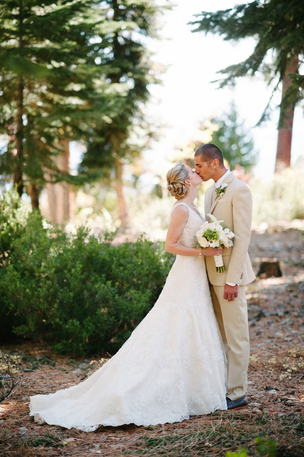 Lake Tahoe Mountain Wedding // Acres of Hope Photography // Take the Cake Event Planning