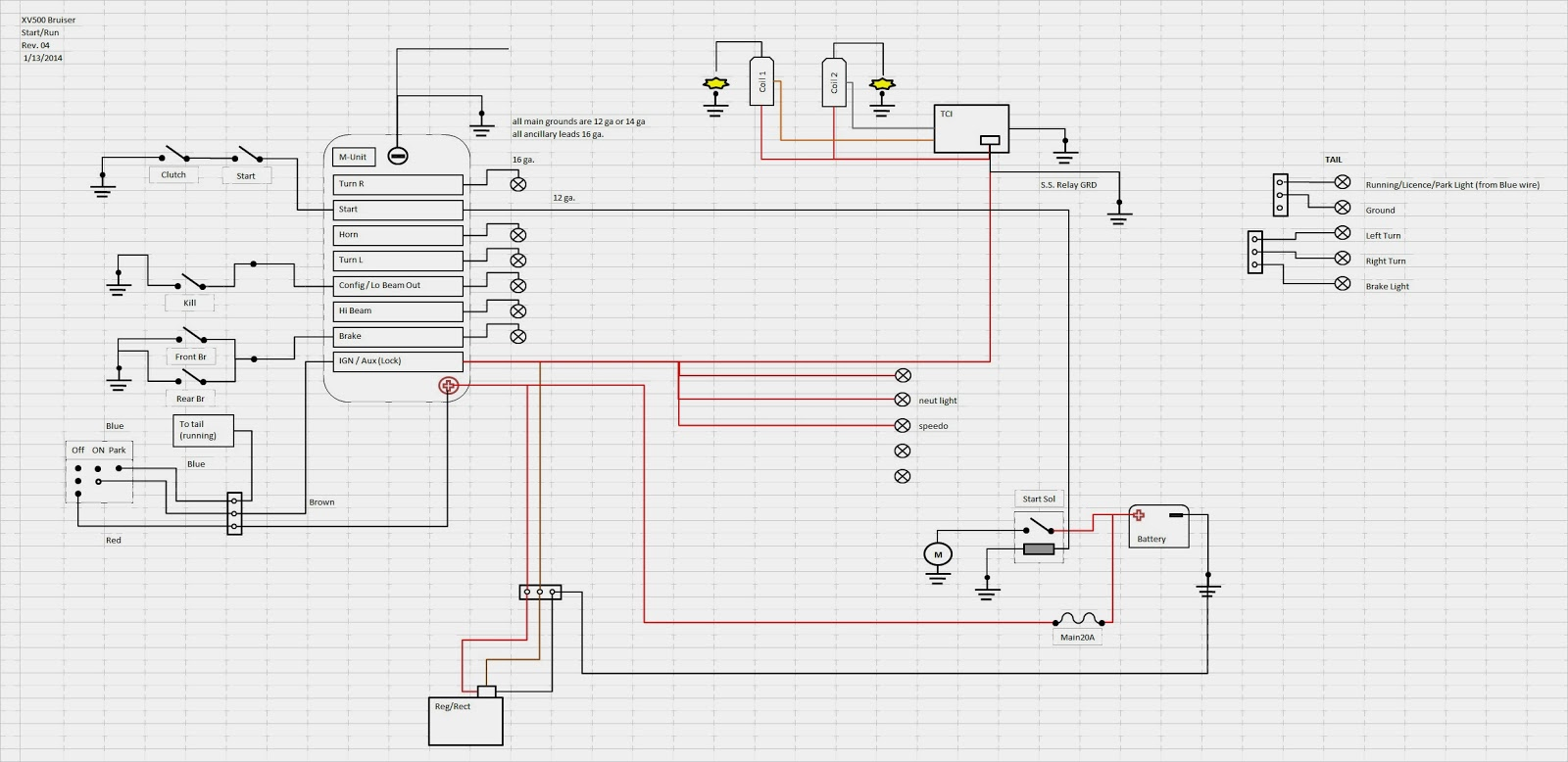 gl1100 wiring schematic free image about diagram  gl1100