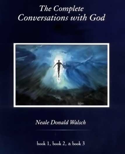 conversation with god book cover
