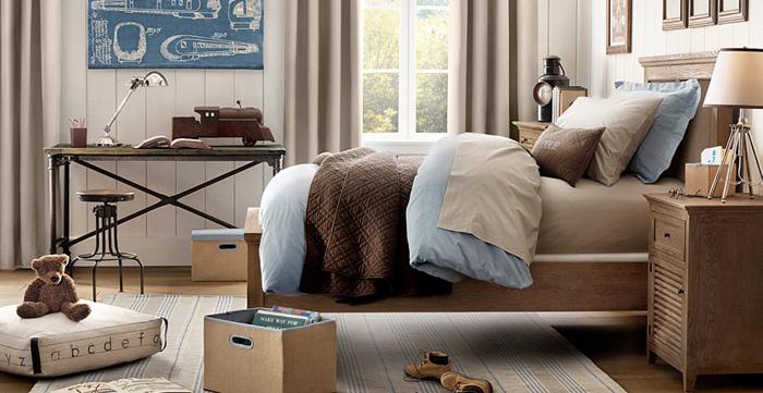 Estilo rustico dormitorios juveniles rusticos - Dormitorios rusticos juveniles ...