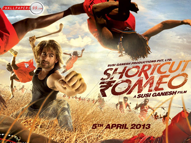 [2013] Shortcut Romeo Bollywood Full Movie Download Free Online