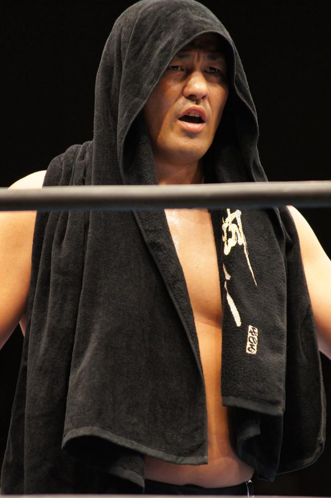 Minoru Suzuki Katsuyori Shibata