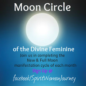 Moon Circle of the Divine Feminine