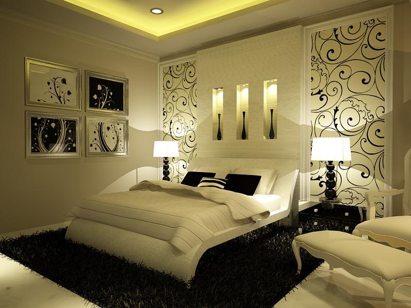 Quarto de Katherine e Leon  Master_bedroom_dormitorio_matrimonial_principal_blanco_hueso_crema