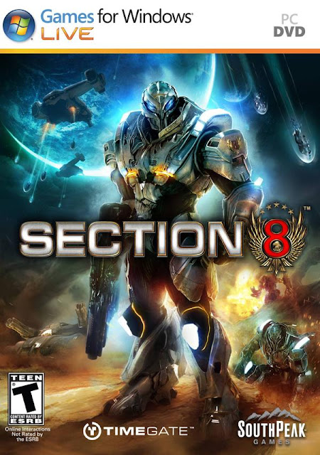 Section 8 PC Game