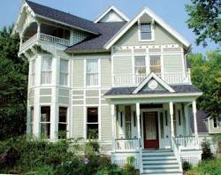 Victorian Homes -3rd grade