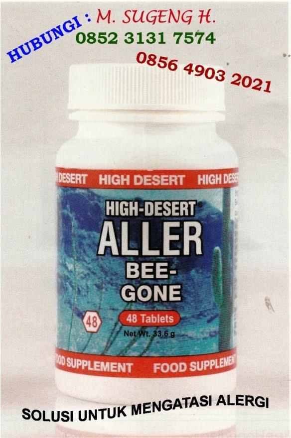 Untuk Mengatasi Alergi