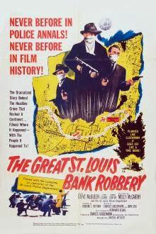 Portada película Asalto al Banco de San Luis