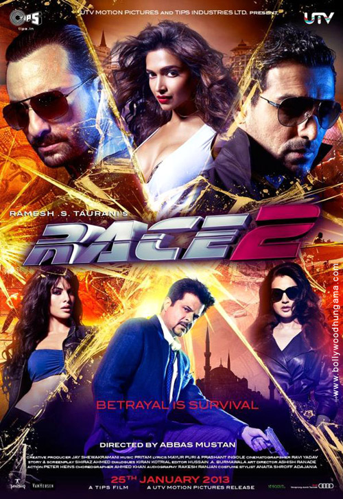 Race 2 2013 Bluray 720p Free Download Movies Full Watch