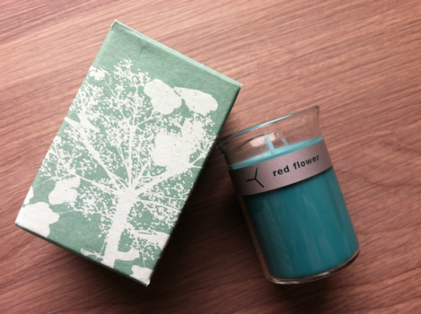 Yuzen Box - December 2012 Review - Eco Friendly Spa Subscription Boxes