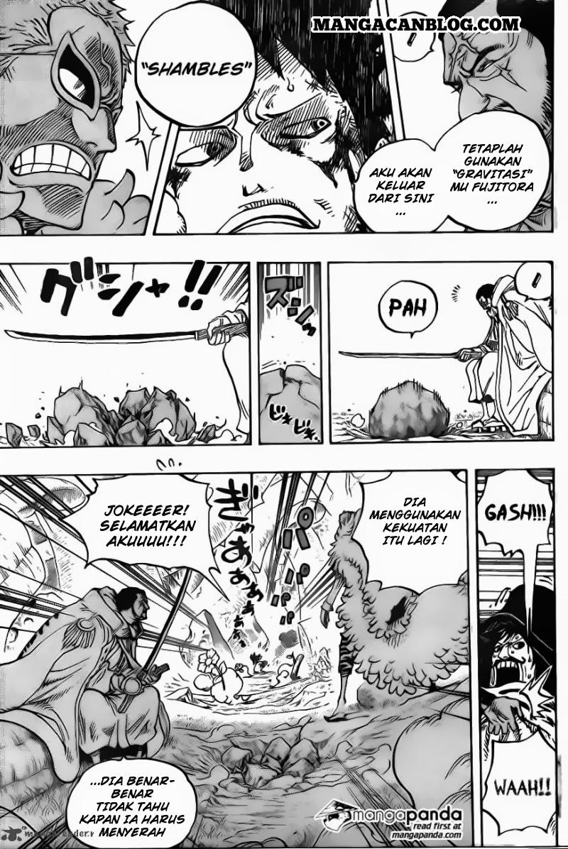 Komik one piece 723 - perubahan rencana 724 Indonesia one piece 723 - perubahan rencana Terbaru 12|Baca Manga Komik Indonesia|Mangacan