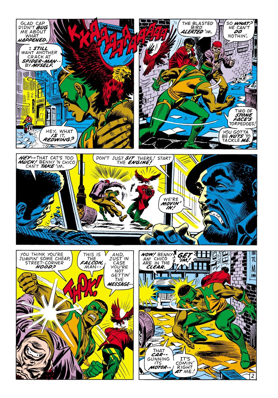 Captain America (1968) Issue #138 #52 - English 3