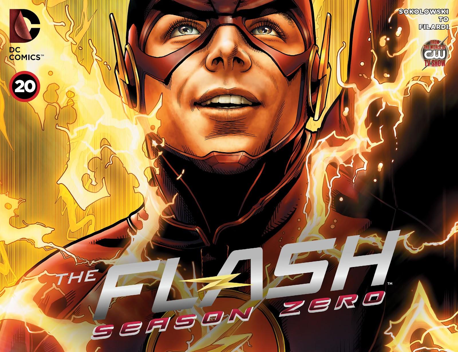 The Flash: Season Zero [I] Issue #20 #20 - English 1