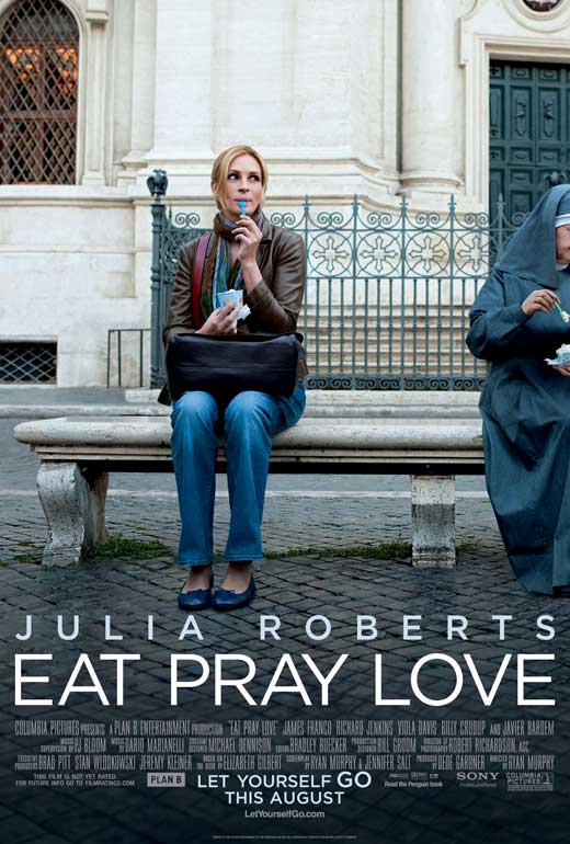 Eat, pray, love (Come, reza, ama) (Comer, rezar, amar) (2010) Español Latino