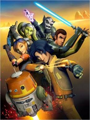 Star Wars Rebels Temporada 1 capitulo capitulo 13