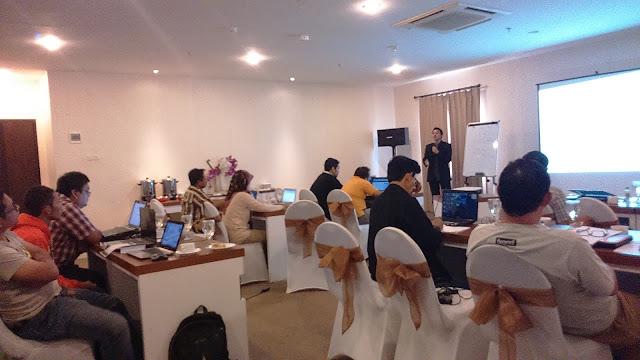 Tempat Workshop Kursus Trading Forex Terbaik