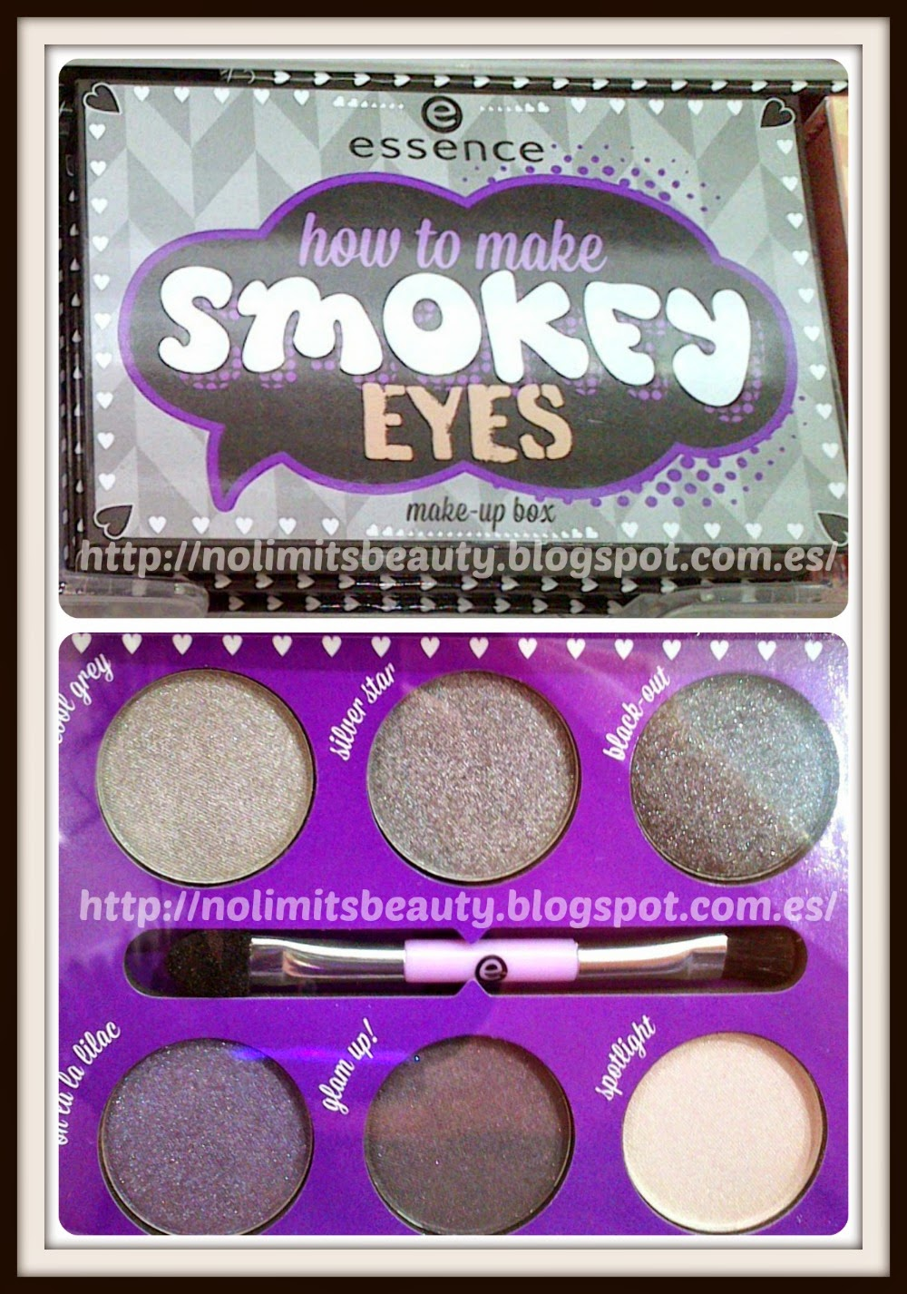 Novedades Essence - Make Up Boxes: How to make Smokey Eyes