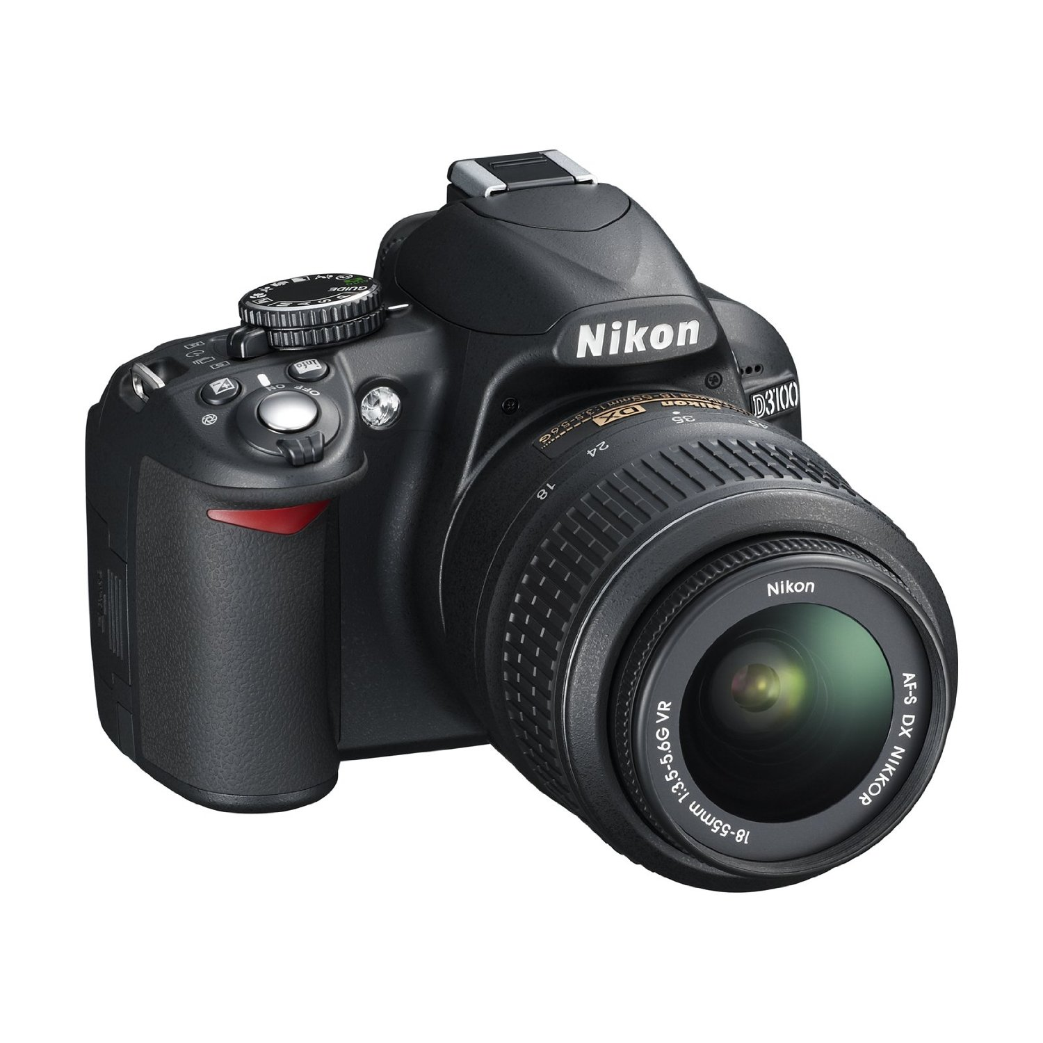 Nikon Digital SLR Camera D3100 14.2MP