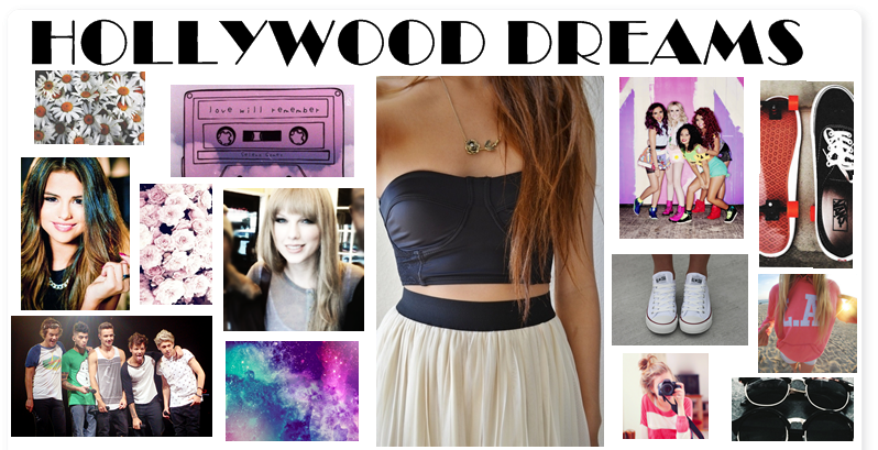Hollywood Dreams ♥