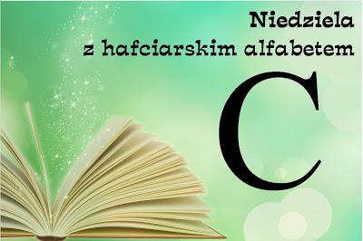 Niedziela z hafciarskim alfabetem C