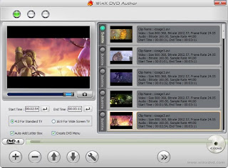 portable Download   Portable WinX DVD Author v5.9