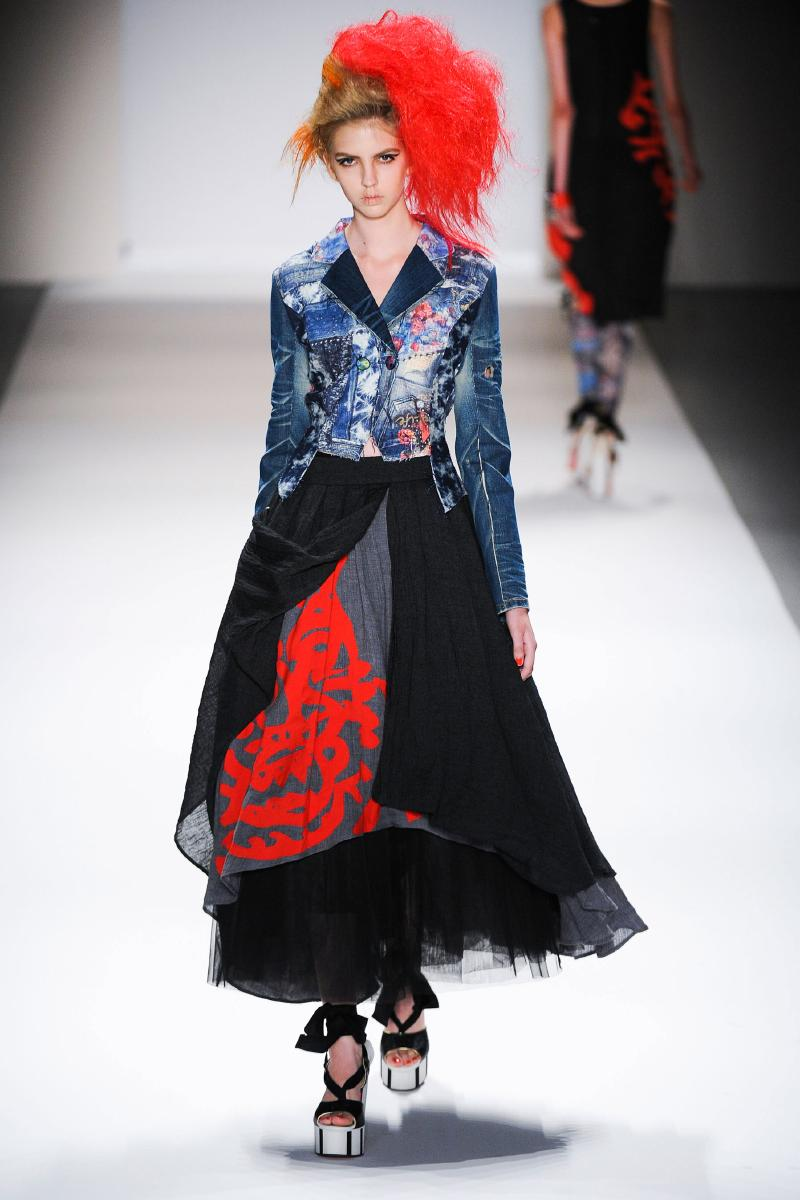The Oak Nyfw Honor Gregory Parkinson Cynthia Rowley