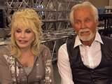 Dolly Parton and Kenny Rogers after plastic surgery