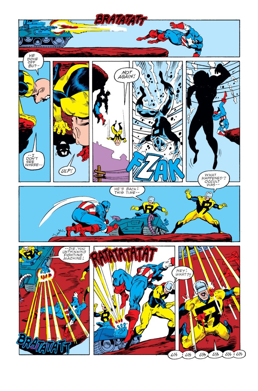 Captain America (1968) Issue #346 #276 - English 23
