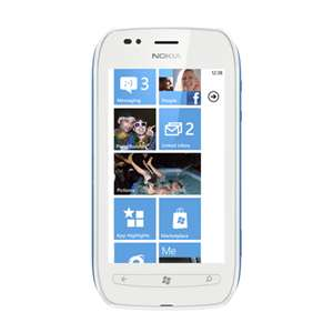 nokia lumia 710 windows based smartphone