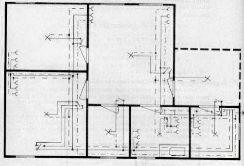 Teknokastik dasar teknik instalasi listrik untuk teknisi komputer gambar denah rumah tinggal ccuart Choice Image