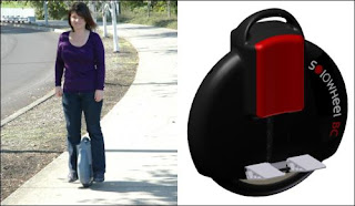 Electric Unicycle !