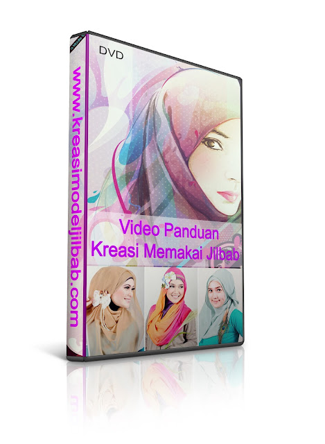 model jilbab, jilbab modern, kreasi jilbab, video hijab tutorial, cara memakai jilbab