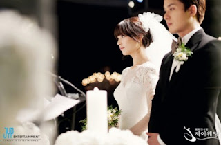 wonder girls sunye wedding ceremony pictures 4
