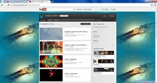 Neues YouTube-Kanal-Design...