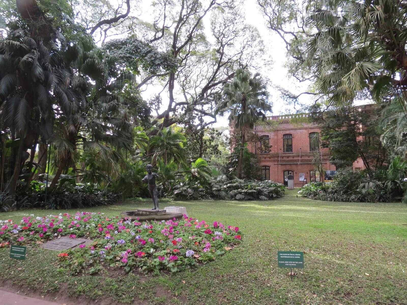 Abu Dhabi Adventures Buenos Aires Botanical Garden