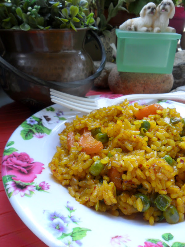 Arroz al microondas isasaweis for Como cocinar arroz en microondas