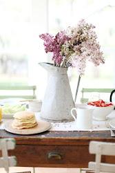 Desayuno de fin de semana!