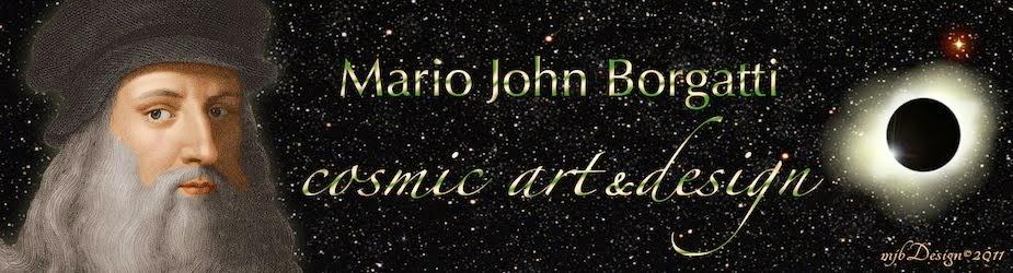 Mario John Borgatti cosmic art & design