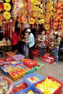 Tet Festival in Vietnam