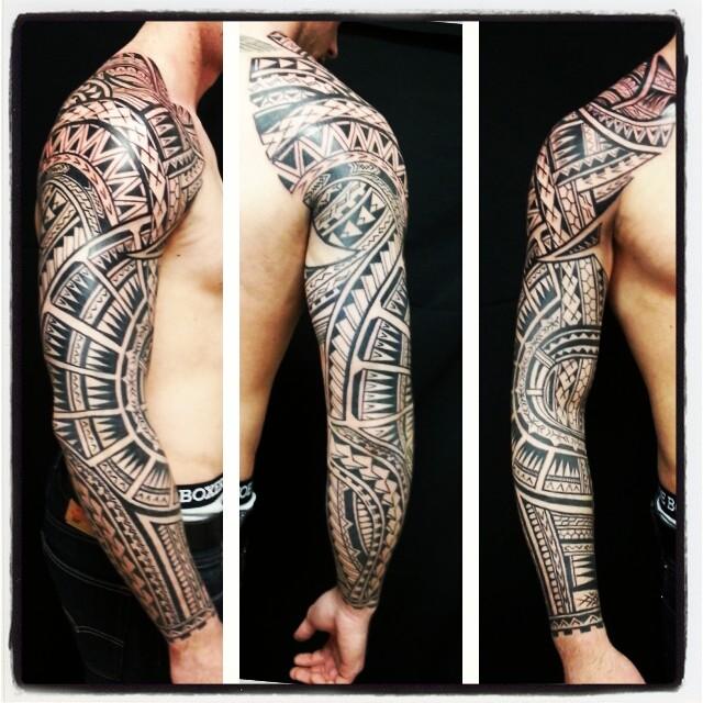 Tatouage Maori Découvrez les plus beaux modèles de  - dessin tatouage polynésien